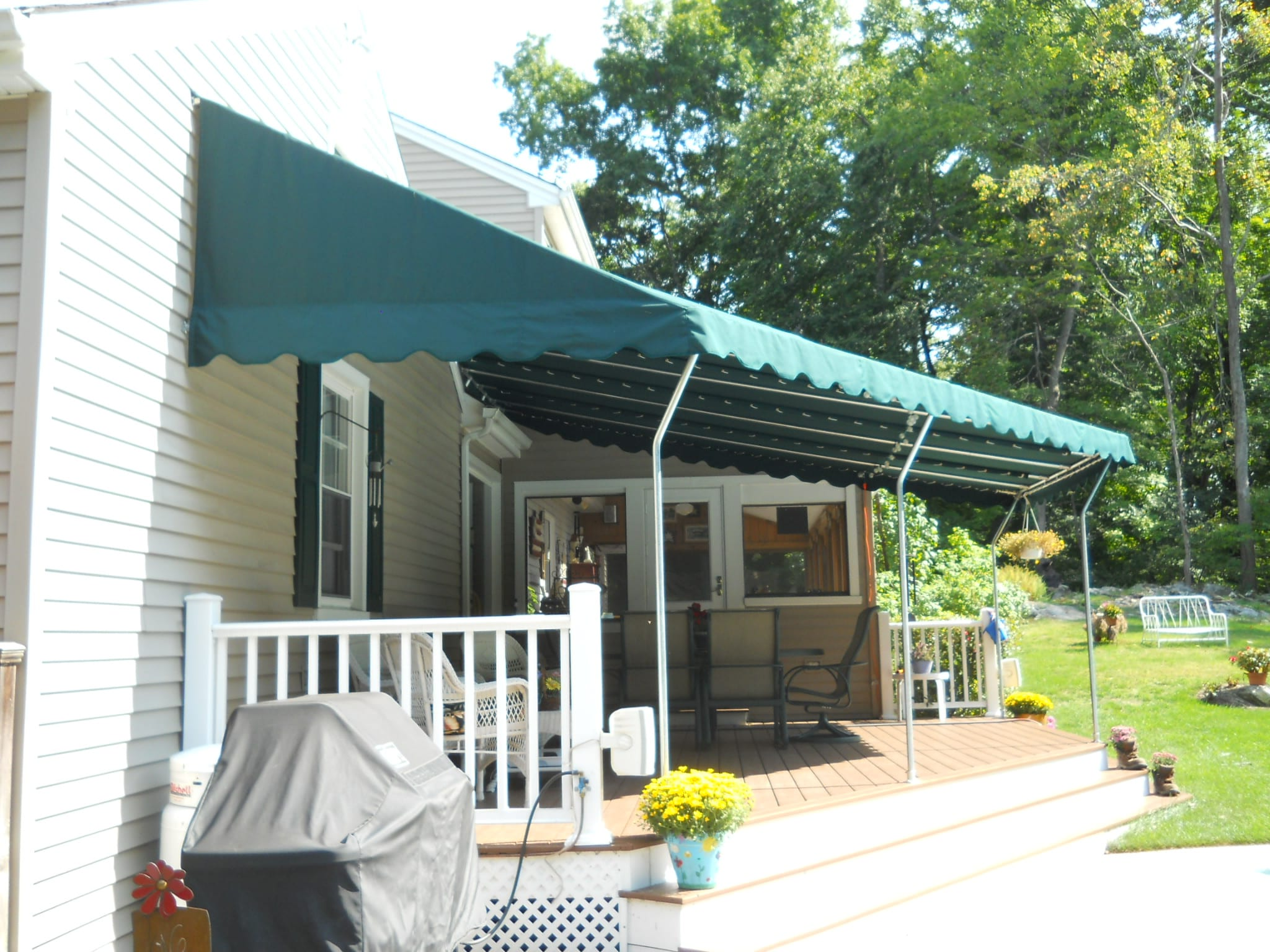 Why You Should Invest in an Awning This Summer