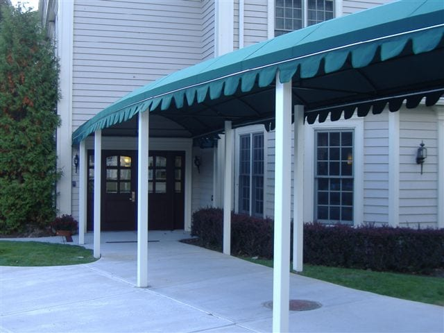 Custom Awnings In Greater Danbury Ct Store Front
