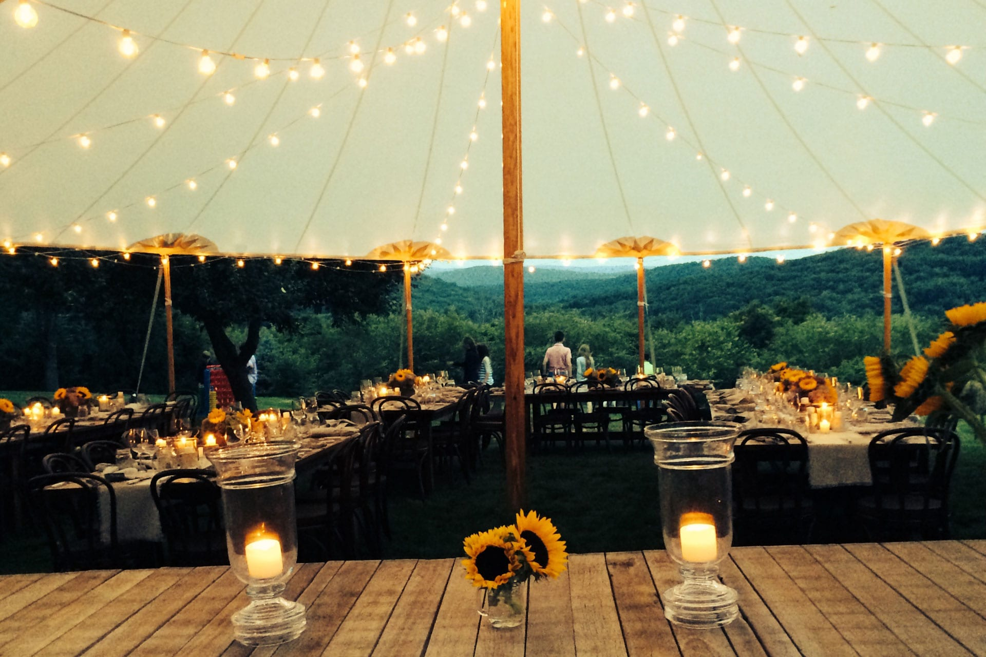 The Various Tent Accessories That Durkin's Tent Rental ...