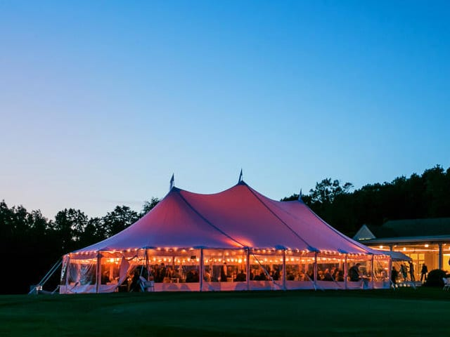 Why You Should Move Your Venue to a Tent This Summer