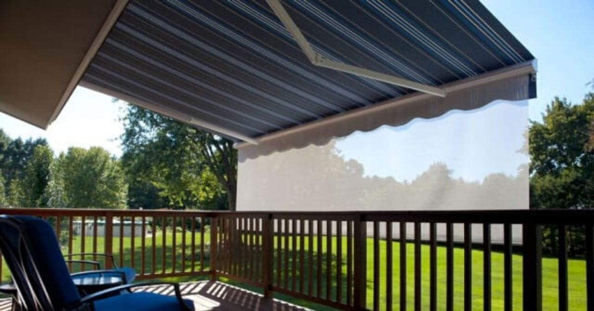 5 Benefits of Having a Retractable Awning for Your Home