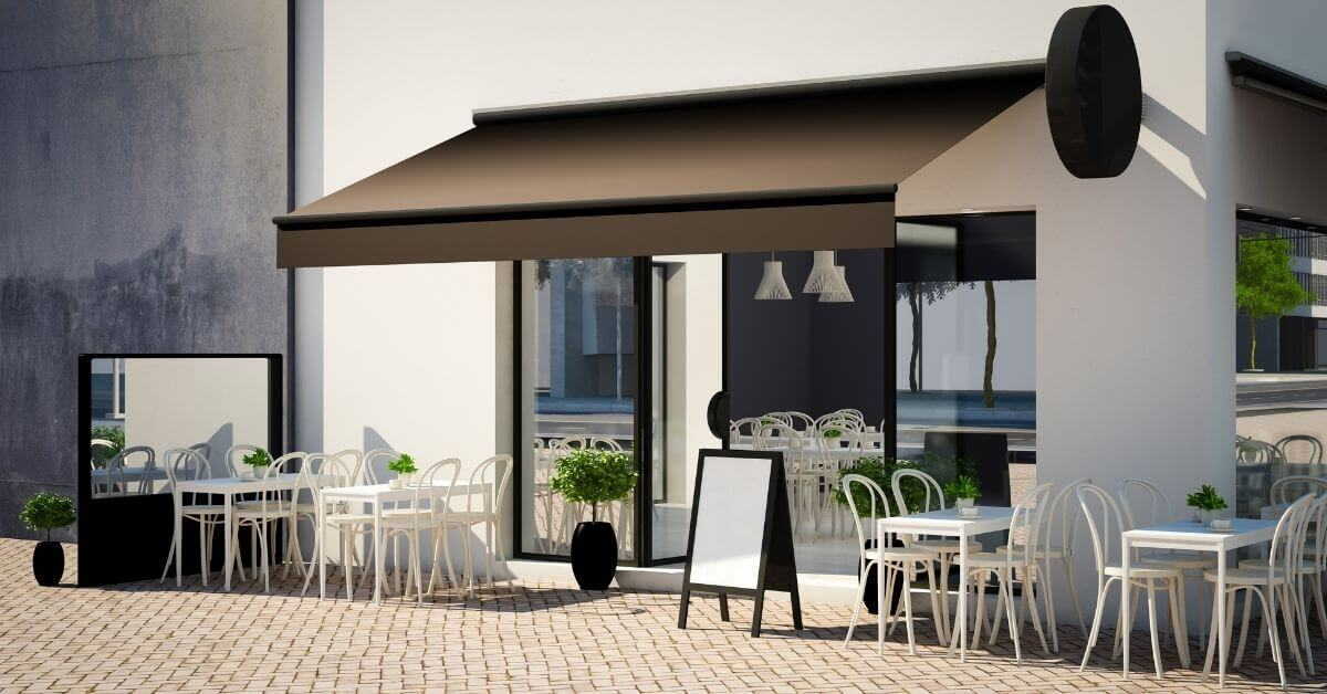 Why Commercial Awnings are a Good Investment for Business Owners